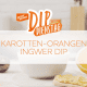 Zubereitungsvideo Karotte-Orange-Ingwer Dip