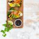 Salatpäckchen mit LEICHT&CROSS