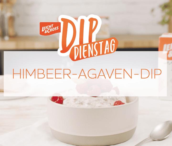 Zubereitungsvideo: Himbeer Agaven Dip